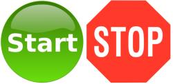 Start Stop Methode